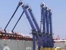 码头输油臂维修